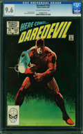 Modern Age (1980-Present):Superhero, Daredevil #193 (Marvel, 1983) CGC NM+ 9.6 Off-white to white pages.
