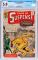Tales of Suspense #41 (Marvel, 1963) CGC VG/FN 5.0 Cream to off-white pages