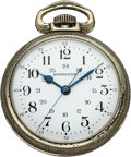 Timepieces:Pocket (post 1900), Hamilton Grade 3992B Military Watch. ...