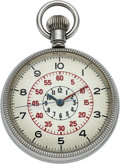 Timepieces:Pocket (post 1900), Zenith Military Watch. ...