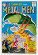 Showcase #37 Metal Men (DC, 1962) Condition: VG/FN