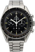 Timepieces:Wristwatch, Omega, Ref: 145.012-67 SP, Speedmaster Professional Cal. 861, Circa 1967/1981. ...