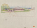 Fine Art - Work on Paper, Frank Lloyd Wright (American, 1867-1959). Drawings of the Dr.& Mrs. Paul V. Palmer House, Phoenix, Arizona(twenty-four... (Total: 24 Items)