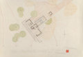 Works on Paper, Frank Lloyd Wright (American, 1867-1959). Drawings and Renderings of the Mr. & Mrs. Gerald Sussman House (twelve works),... (Total: 12 Items)