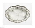 Silver & Vertu:Hollowware, A Spanish Colonial Silver Dish. Maker unknown, Early Eighteenth Century. The low dish with a cinquefoil inner form to an e... (Total: 1 Item Item)