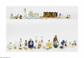 Art Glass:Other , A Grouping Of Perfume Bottles And Solids Various houses A groupingof assorted small perfume bottles by Giorgio Armani... (43 Items)