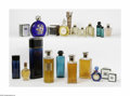 Art Glass:Other , A Grouping Of Factices, Perfume Bottles And Others Various Houses Agrouping of six factices including midnight blue O... (20 Items)