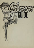 Other, Eric Stanton (American, 1926-1999). Glamour Guide. Ink and pencil on paper. 10.625 x 7.875 in. (sheet). Not signed. ...