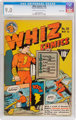 Whiz Comics #30 Crowley Copy Pedigree (Fawcett Publications, 1942) CGC VF/NM 9.0 Cream to off-white pages