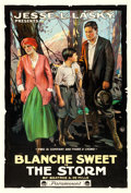 """Movie Posters:Drama, The Storm (Paramount, 1916). One Sheet (27.75"""" X 41"""").. ..."""