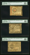 Colonial Notes:Continental Congress Issues, Continental Currency November 2, 1776 $7 PMG Extremely Fin...