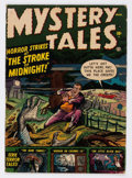 Golden Age (1938-1955):Horror, Mystery Tales #1 (Atlas, 1952) Condition: GD/VG....