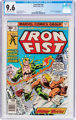 Iron Fist #14 (Marvel, 1977) CGC NM+ 9.6 Off-white to white pages