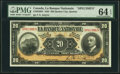 Canadian Currency: , Quebec City, PQ- La Banque Nationale $20 Nov. 2, 1922 Ch # 510-22-06S Specimen.. ...