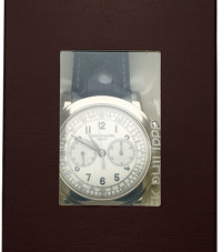 Patek Philippe, Ref. 5070G-001, Unused Double Sealed, White Gold Chronograph, Circa 2008