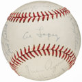 Autographs:Baseballs, 1964 Chicago White Sox Team Signed Baseball (29 Signatures).. ...