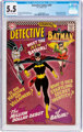 Detective Comics #359 (DC, 1967) CGC FN- 5.5 Cream to off-white pages