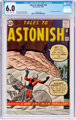 Tales to Astonish #36 (Marvel, 1962) CGC FN 6.0 Off-white to white pages