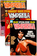Magazines:Horror, Vampirella Group of 18 (Warren, 1977-80) Condition: Average FN.... (Total: 18 Comic Books)