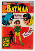 Silver Age (1956-1969):Superhero, Batman #181 Incomplete (DC, 1966) Condition: FR....