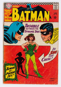 Batman #181 Incomplete (DC, 1966) Condition: FR