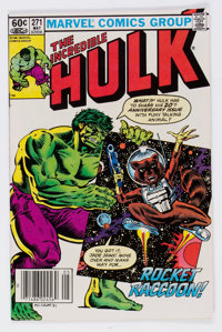 The Incredible Hulk #271 (Marvel, 1982) Condition: VF-
