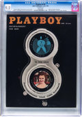 Magazines:Vintage, Playboy V5#6 (HMH Publishing, 1958) CGC NM- 9.2 White pages....