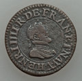 French Colonies, French Colonies: Group of Five French copper Coins,... (Total: 5 coins)