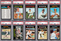 Baseball Cards:Sets, 1971 Topps Baseball Mid to High Grade Complete Set (752). ...