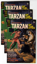 Bronze Age (1970-1979):Miscellaneous, Tarzan #201 Group of 22 (Gold Key, 1971) Condition: Average VF.... (Total: 22)