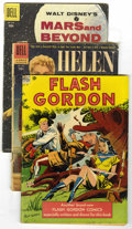 Golden Age (1938-1955):Miscellaneous, Dell/Gold Key Golden and Silver Age Comics Group (Dell/Gold Key, 1948-78) Condition: Average VG.... (Total: 21)