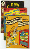 Golden Age (1938-1955):Funny Animal, Miscellaneous Golden Age Humor and Funny Animal Group (Various Publishers, 1945-57) Condition: Average GD/VG.... (Total: 16)