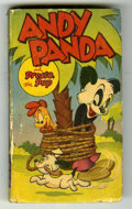 Books:Vintage, Big Little Book 707-10 Andy Panda and Presto Pup (Whitman, 1949) Condition: FN....