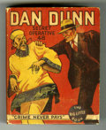 Books:Vintage, Big Little Book #1116 Dan Dunn (Whitman, 1934) Condition: FN+....