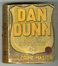 Books:Vintage, Big Little Book #1171 Dan Dunn (Whitman, 1937) Condition: GD....