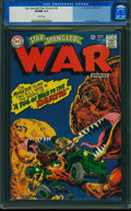 Silver Age (1956-1969):War, Star Spangled War Stories #136 (DC, 1967) CGC VF/NM 9.0 White pages.