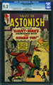 Tales to Astonish #51 (Marvel, 1964) CGC NM- 9.2 CREAM TO OFF-WHITE pages