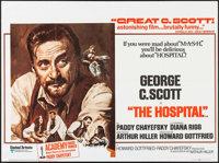 "The Hospital & Other Lot (United Artists, 1971). British Quads (2) (26.75"" X 39.75"" & 30""..."