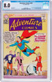 Adventure Comics #293 (DC, 1962) CGC VF 8.0 Cream to off-white pages