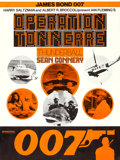 """Movie Posters:James Bond, Thunderball (United Artists, R-1970s). Swiss Poster (23.5"""" X 31.5"""").. ..."""