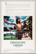 """Movie Posters:Adventure, Greystoke: The Legend of Tarzan, Lord of the Apes & Others Lot (Warner Brothers, 1983). Posters (4) (40"""" X 60,"""" 30"""" X 54,"""" 1... (Total: 4 Items)"""