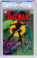 Silver Age (1956-1969):Superhero, Batman #189 (DC, 1967) CGC FN 6.0 Off-white pages....