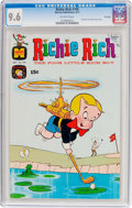 Bronze Age (1970-1979):Humor, Richie Rich #109 File Copy (Harvey, 1971) CGC NM+ 9.6 Off-whitepages....