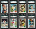 Baseball Cards:Lots, 1973 Topps Baseball Mid to High Grade Collection (1,600+). ...