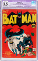 Batman #2 Trimmed (DC, 1940) CGC Apparent VG- 3.5 Slight (C-1) Cream to off-white pages