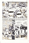 Original Comic Art:Panel Pages, Howard Chaykin American Flagg! #10 Story Page 24 Original Art (First, 1984)....