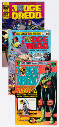 Modern Age (1980-Present):Miscellaneous, Marvel and Others Modern Age Long Box Group (Marvel, 1980s-2000s) Condition: Average FN/VF....