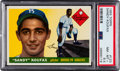 Baseball Cards:Singles (1950-1959), 1955 Topps Sandy Koufax #123 PSA NM-MT+ 8.5....
