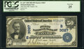 National Bank Notes:Texas, Taylor, TX - $50 1902 Date Back Fr. 667 The First NB Ch. # (S)3027. ...
