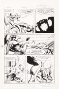Original Comic Art:Panel Pages, Dick Giordano (attributed) Spider-Man: Invasion of theDragonmen [Book and Record Set] #PR24 Story Page 18 Origina...